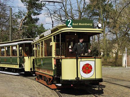 Straßenbahnen in Lippe - Vortrag am 20. Februar