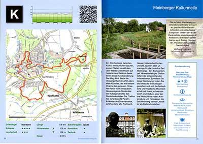 Die Wanderfibel für Horn-Bad Meinberg (für teutonische Gipfelstürmer)