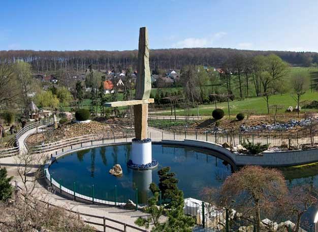 Besuch des Wasserparks in Währentrup
