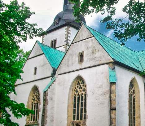 Orgelkonzert am 26.08.18 in Horn