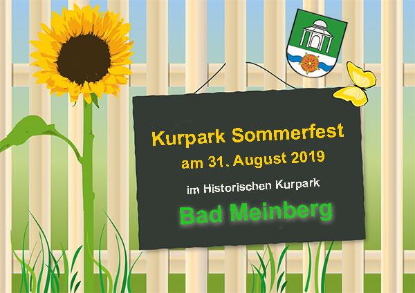 Kurpark-Sommerfest 2019