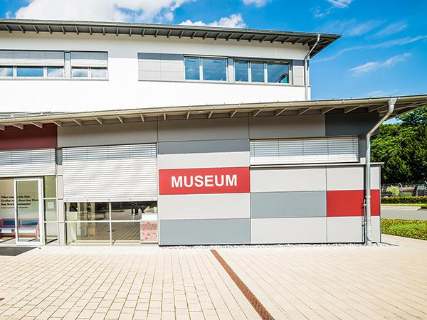Besuch des Museums für russlanddeutsche Kulturgeschichte in Detmold  am 28. Februar