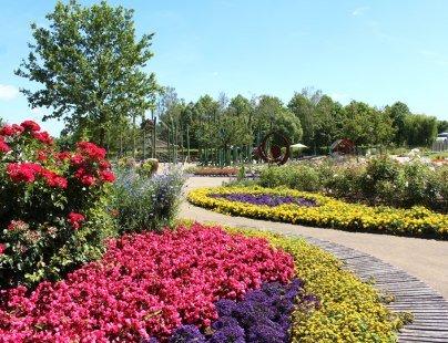 Gartenschaupark Rietberg am 16.04.18