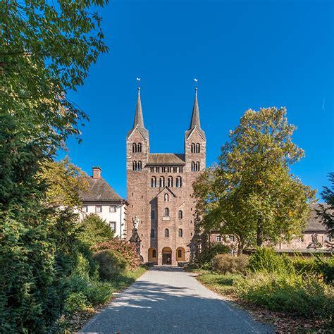 Besichtigung Kloster Corvey