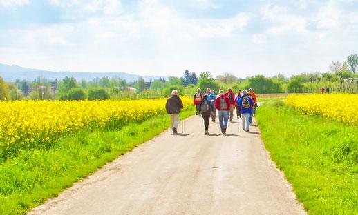 Bürgerradweg - Tour mit dem Heimatverein