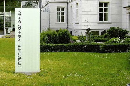 Besuch Landesmuseuum Detmold