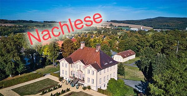 Nachlese – Schloss Schieder