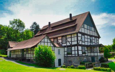 Papiermühle Plöger in Schieder